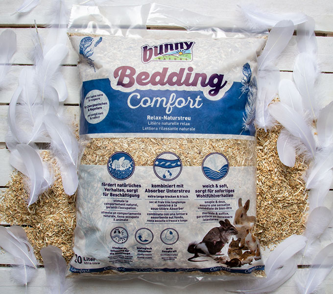 bunnyBedding Comfort Cover