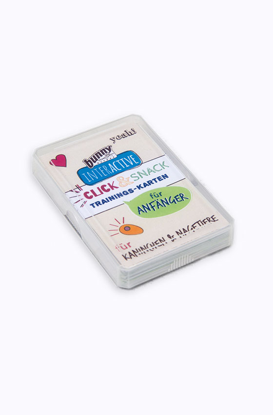 Click & Snack Traningskarten Produkt