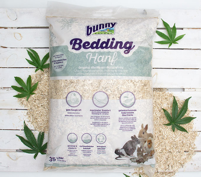 bunnyBedding Hanf Cover