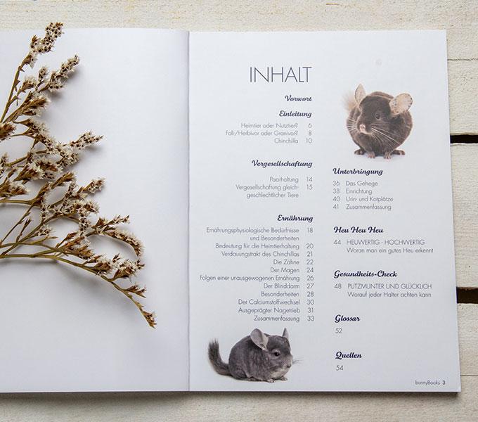 bunnyBooks Chinchilla  Details