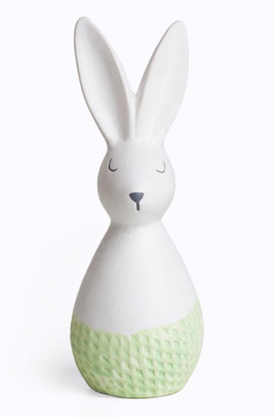 Hase Piero - grün 13cm
