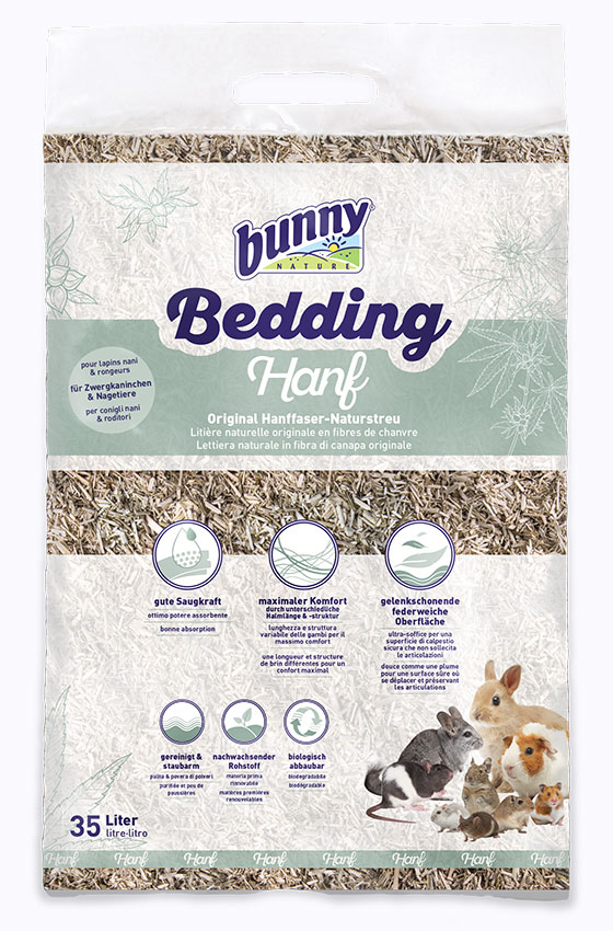bunnyBedding Hanf Packung