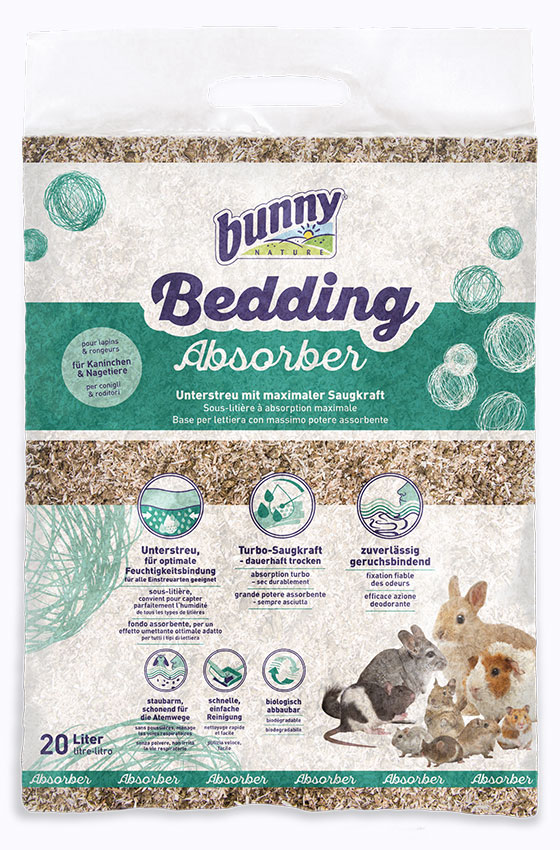 bunnyBedding Absorber Packung