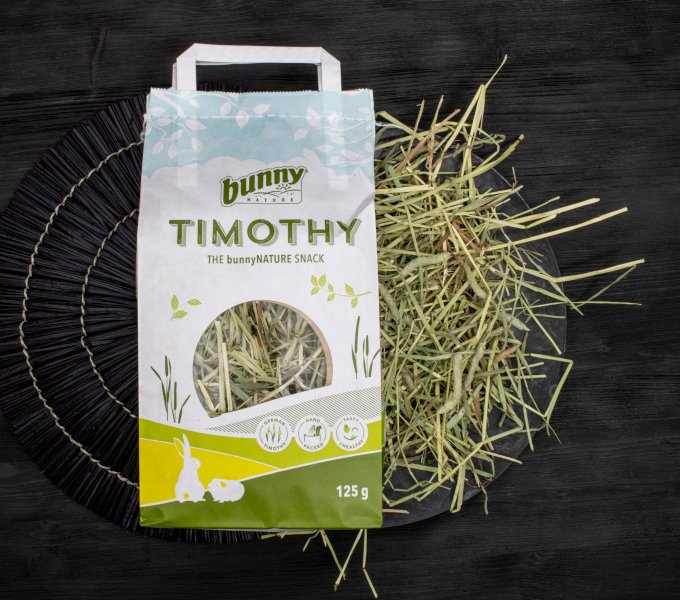Timothy - THE bunnyNature SNACK!