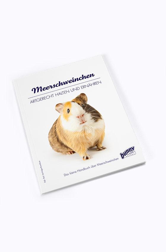 bunnyBooks Meerschweinchen Produkt