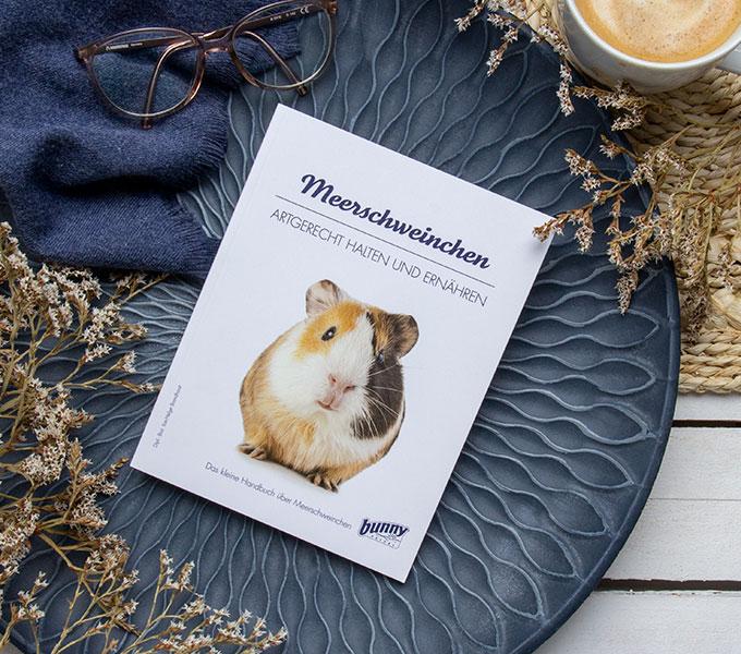 bunnyBooks Meerschweinchen Cover