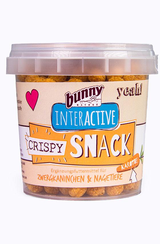 Crispy Snack Karotte Produkt
