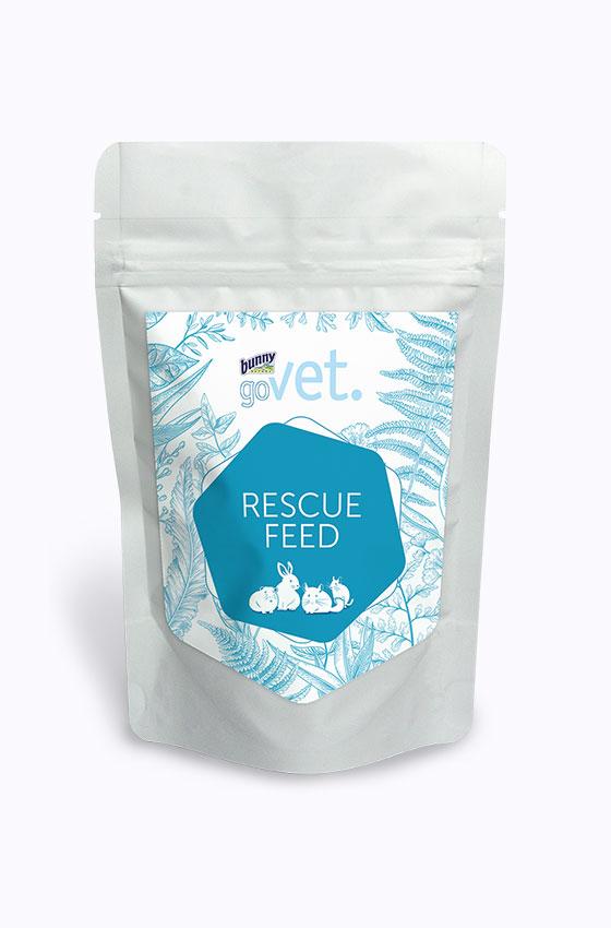 goVet Rescuefeed Produkt
