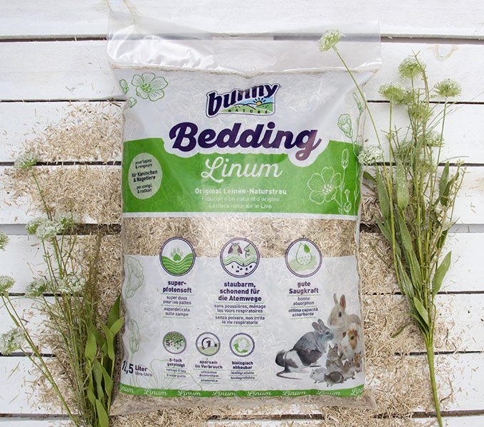 bunnyBedding Linum Cover
