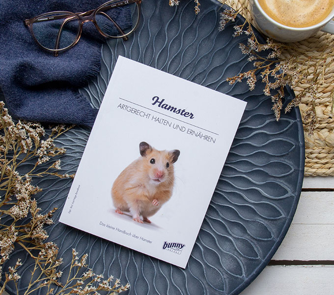 bunnyBook Hamster Cover
