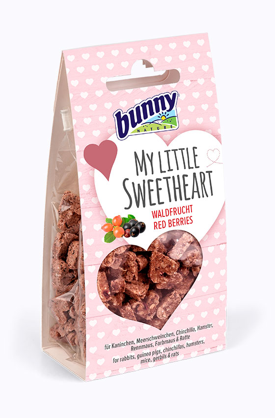 My little Sweetheart Waldfrucht Packung