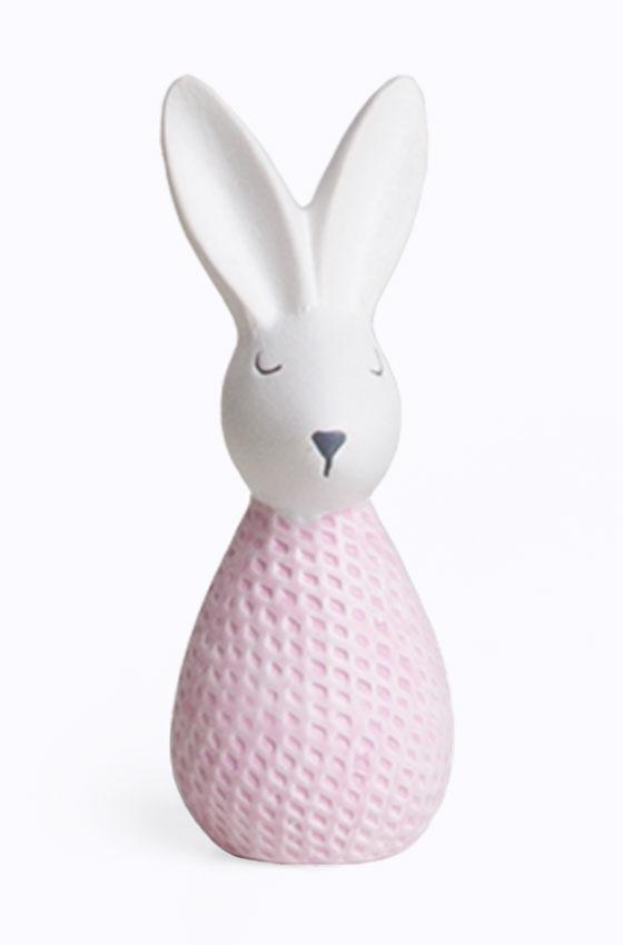 Hase Piero - rosa 10cm